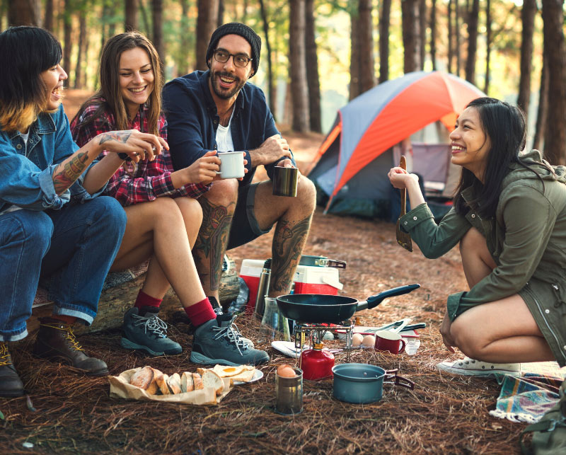 Alberta-Campgrounds-Friends-Camping