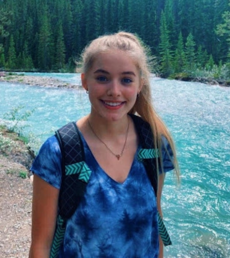 Alberta Camping Katie